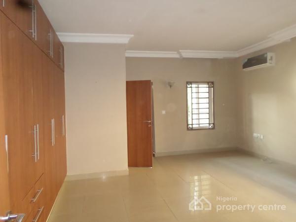 Well Built 4 Bedrooms, 2 Sitting Rms +bq in Estate, Jabi, Abuja, Detached Duplex for Rent