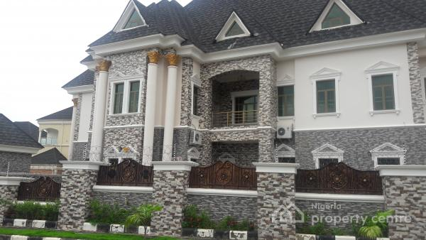 Mansion, Maitama District, Abuja, House for Sale
