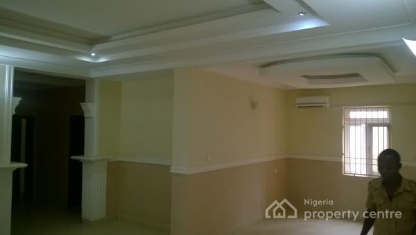 3 Bedroom Serviced Flat, Kado, Abuja, Flat for Rent