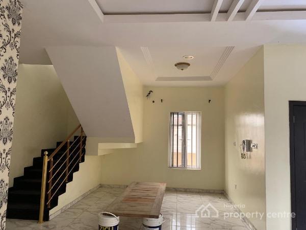 Distress Sale: 4 Bedroom Semi-detached Duplex, James Olugbo, Chevy View Estate, Lekki, Lagos, Semi-detached Duplex for Sale