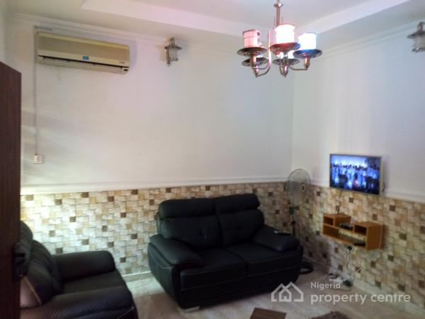 Fully Furnished and Serviced Two (2) Bedroom Apartment with Swimming Pool, Pearly Gate Estate, Vgc, Lekki, Lagos, Flat Short Let