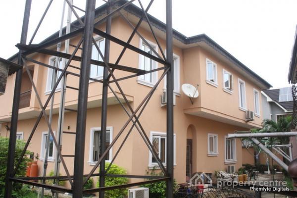 Luxury 4 Bedroom Duplex with Bq, Phase 1, Gra, Magodo, Lagos, Detached Duplex for Sale