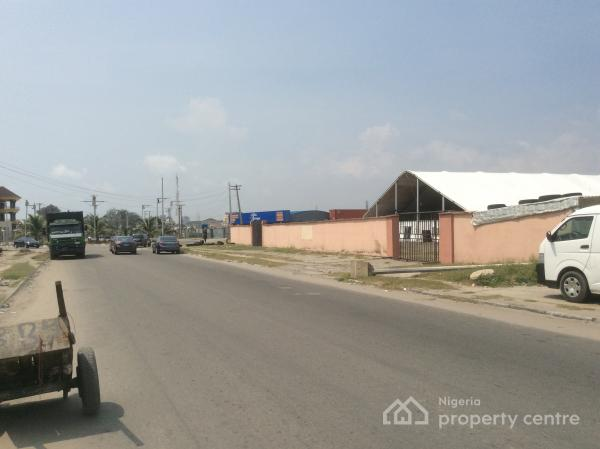 7700 Sqm of Strategically Located Bare Land, Okunde Bluewater Zone, Off Remi Olowude Street, Lekki Phase 1, Lekki, Lagos, Mixed-use Land for Sale