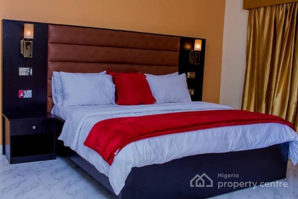 Super Luxury Furnished 3-bedroom Duplex, T1 Unit 1, Off Road 20, Lekki Garden Phase 2, Lekki Gardens Estate, Ajah, Lagos, Semi-detached Duplex Short Let