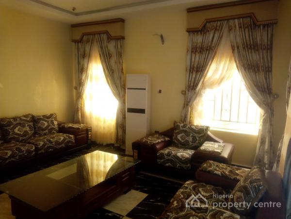 Luxury 4 Bedroom Duplex Fully Furnished, Kado, Abuja, Terraced Duplex for Rent