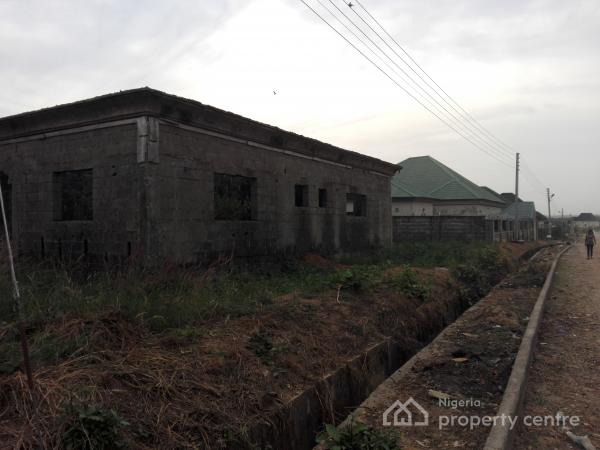 3 Bedroom Bungalow + 2 Rooms Bq, Supacell Estate, Apo, Abuja, Detached Bungalow for Sale