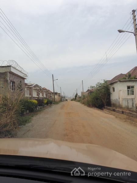 Land for 3 Bedroom Detached Bungalow, Ipent 3 Estate, Lokogoma District, Abuja, Residential Land for Sale