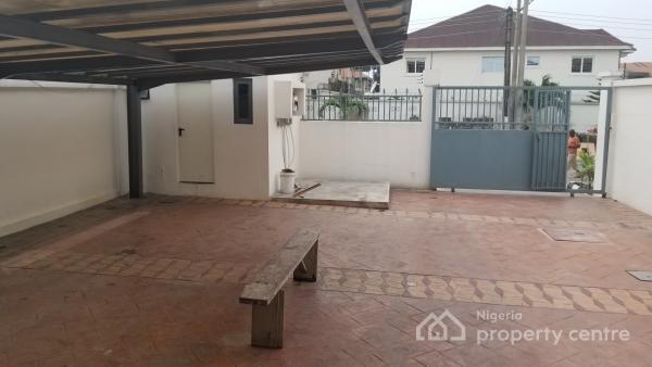 Magnificent 5 Bedroom Detache Duplex with and Swimming Pool, Lekki Phase 1, Lekki, Lagos, Detached Duplex for Sale