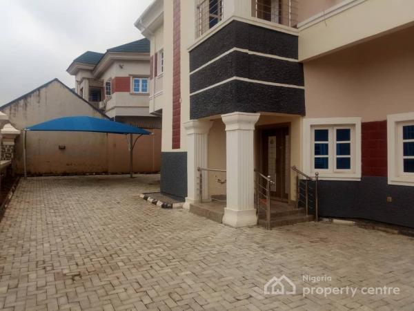 Lavishly Finished & Top Notch 4 Bedrooms Fully Detached Duplex with Servant Quarters, Opposite Games Village, Near Area 1 Roundabout, Area 1, Garki, Abuja, Detached Duplex for Sale