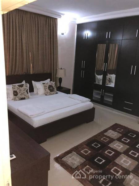 Cosy 2 Bedroom Serviced Apartment, Wuse 2, Abuja, Mini Flat Short Let