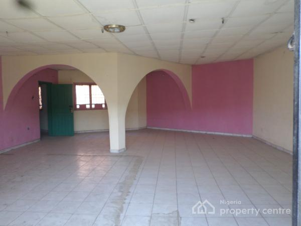3 Bedroom on Top Floor, Zone 6, Wuse, Abuja, Flat for Rent