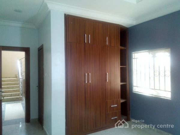 Brand New and Tastefully Finished 4 Bedroom Terraced House, Diplomatic Zone, Katampe Extension, Katampe, Abuja, Terraced Duplex for Rent