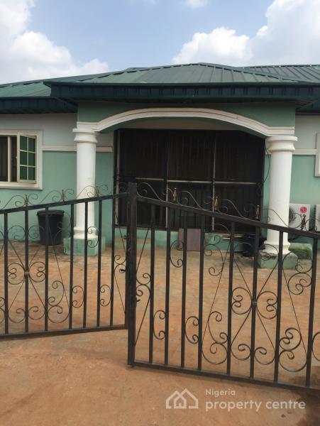 Spacious 3 Bedroom Terrace Bungalow, Rccg Redemption Camp, Km 46, Ogun, Terraced Bungalow for Sale