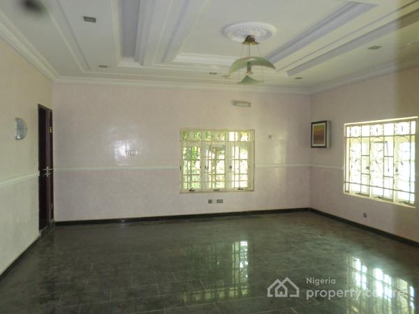 Well Built 5 Bedrooms +bq, Wuse 2, Abuja, Detached Duplex for Rent