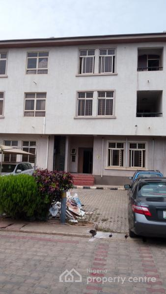 Solid 4 Bedroom Terrace Apartment Within a Well Maintained Estate, House D2, Integrity Estate, Behind Sahad Stores, Area 11, Garki, Abuja, Terraced Duplex for Sale