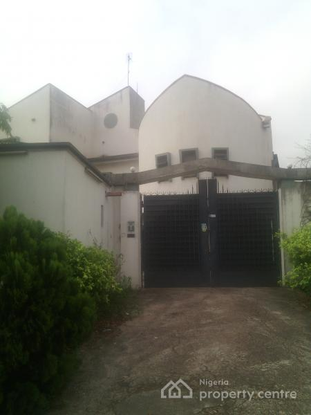 a Well Finished and Fantastic 4 Bedroom Semi Detached Duplex with 1 Room Bq, Good Toiletries, Wardrobes, in a Nice Compound, Lola Halloway Street, Ikeja, Lagos, Semi-detached Duplex for Rent