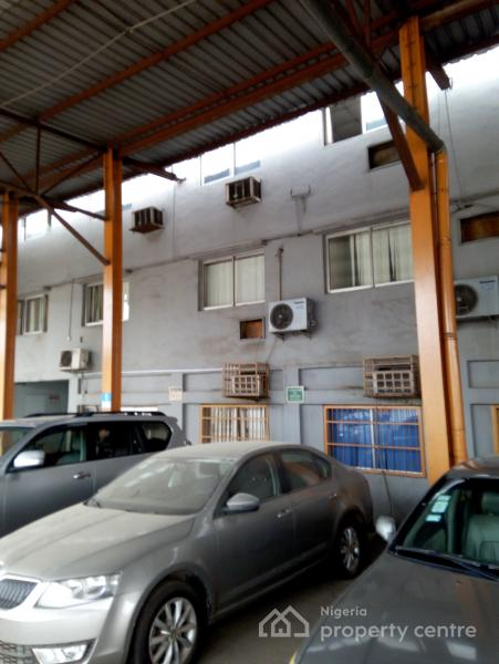 2 Bay Warehouse with Offices, Acme Road, Ogba, Ikeja, Lagos, Warehouse for Rent