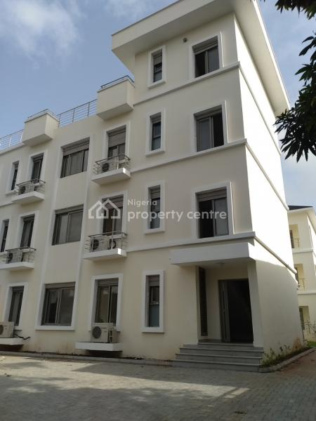 Exquisitely Finished 3 Units 3 Bedroom Apartments with 2 Room Bq Each and Pent Floor Terrace, Falomo, Ikoyi, Lagos, Flat for Rent