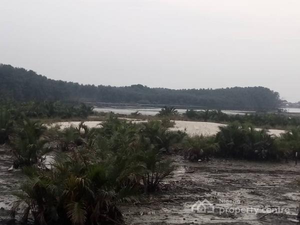 80 Plots of Land(water Front), Trans Woji, Akpajo, Trans Amadi/pete Odili Road, Woji, Port Harcourt, Rivers, Mixed-use Land for Sale