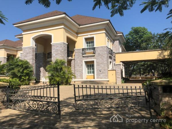 Luxury 7 Bedroom Villa Palm Spring Estate Maitama Extension District Abuja