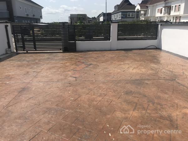 5 Bedroom  Duplex with Bq, Pinnock Beach Estate, Osapa, Lekki, Lagos, Detached Duplex for Sale