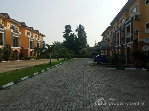 Luxury 4 Bedroom Town House with a Room Bq in a Block of Town Houses, Off Oba Akinjobi Way, Ikeja Gra, Ikeja, Lagos, Terraced Duplex for Sale