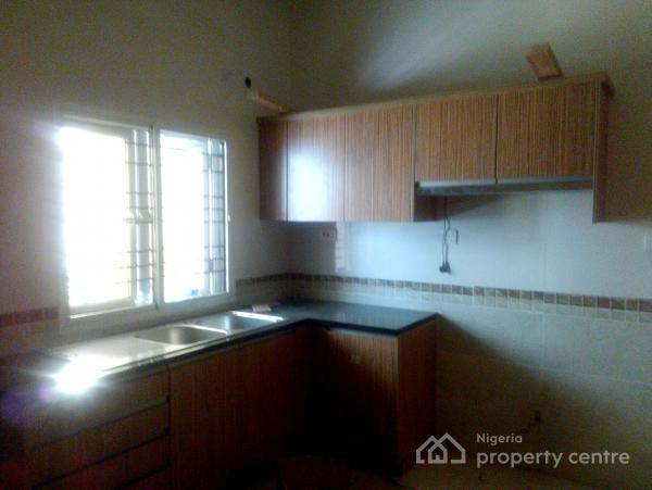 Brand New, Serviced  and Tastefully Finished 3 Bedroom Flat with a Room Bq, Jabi, Abuja, Flat for Rent