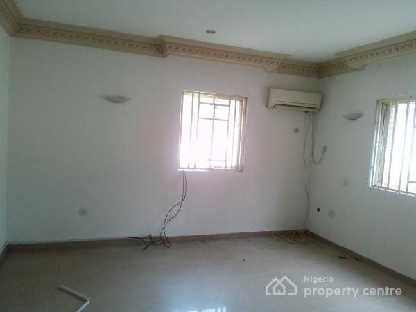 Serviced and Tastefully Finished 3 Bedroom Flat with a Room, Jabi, Abuja, Flat for Rent