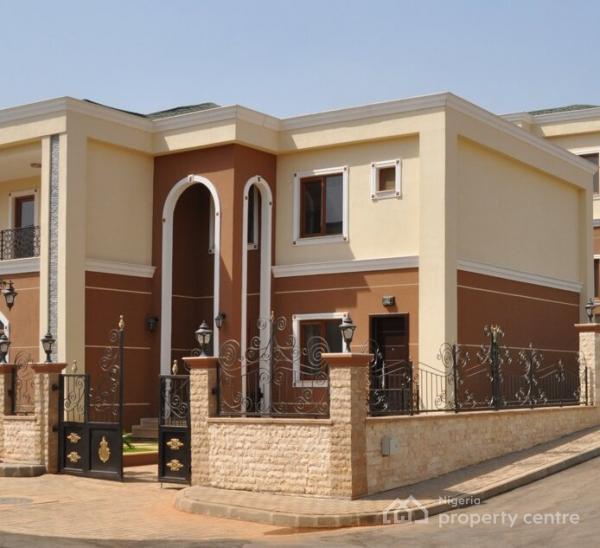Terrace Duplex, Katampe Extension, Katampe, Abuja, Terraced Duplex for Sale