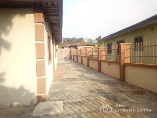Spacious 3 Bedroom Bungalow in a Good Neighborhood, Federal Housing Estate, Ado-ekiti, Ekiti, Detached Bungalow for Sale