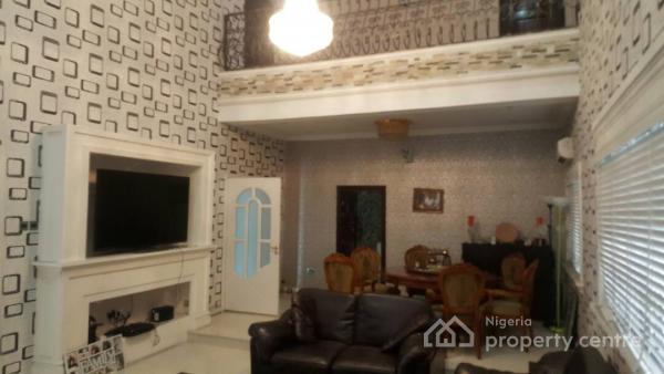 Highbrow 5 Bedroom Duplex, Royal Palm Garden Estate, Somitel Road, Trans Amadi, Port Harcourt, Rivers, Detached Duplex for Sale