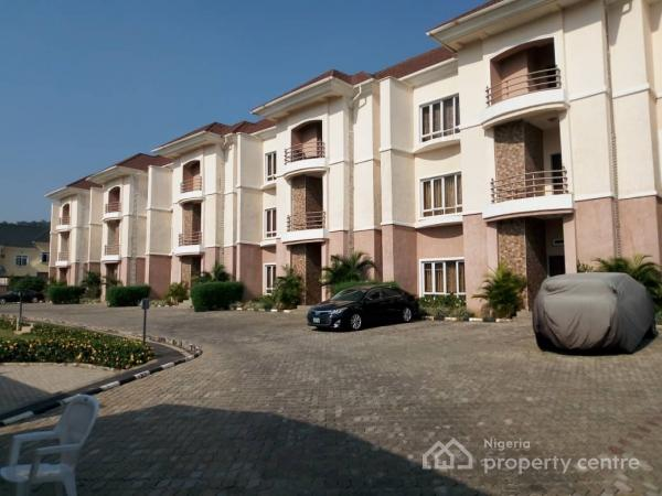 Luxury Finished & Serviced 5bedrooms Terrace Duplex with Servant Quarters, Off Aminu Sale Crescent, Diplomatic Enclave, Katampe Extension, Katampe, Abuja, Terraced Duplex for Rent
