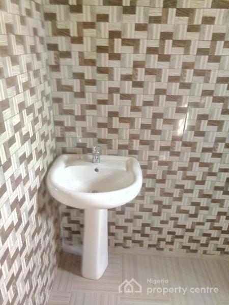 Newly Built Two Bedroom, Charlie Boy Axis, Gwarinpa Estate, Gwarinpa, Abuja, Mini Flat for Rent