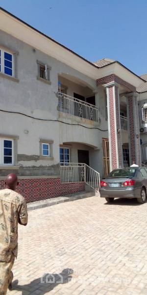 2 Bedroom Flat with Necessary Facilities, After News Engineering Road, Besides Dawaki Brinks Market, Dawaki, Gwarinpa, Abuja, Mini Flat for Rent