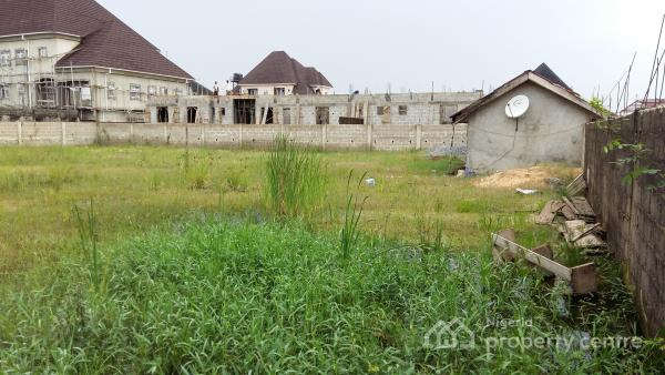 1,378m Fully Fenced Bare Land, Victory Park Estate, Amuwo Odofin, Isolo, Lagos, Residential Land for Sale