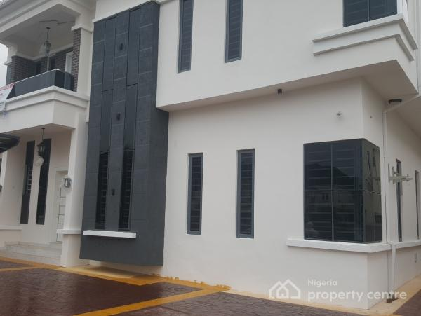 5 Bedroom  Mansion House Comes with All The Luxury You Need, Lekki County Homes, Ikota Villa Estate, Lekki, Lagos, Detached Duplex for Sale