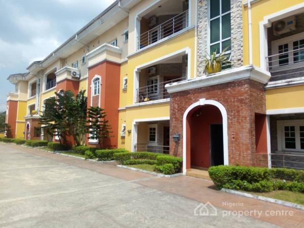 Luxury 2 Bedroom Flat with Bq Serviced Apartment, Naf, Eliozu, Port Harcourt, Rivers, Mini Flat for Rent