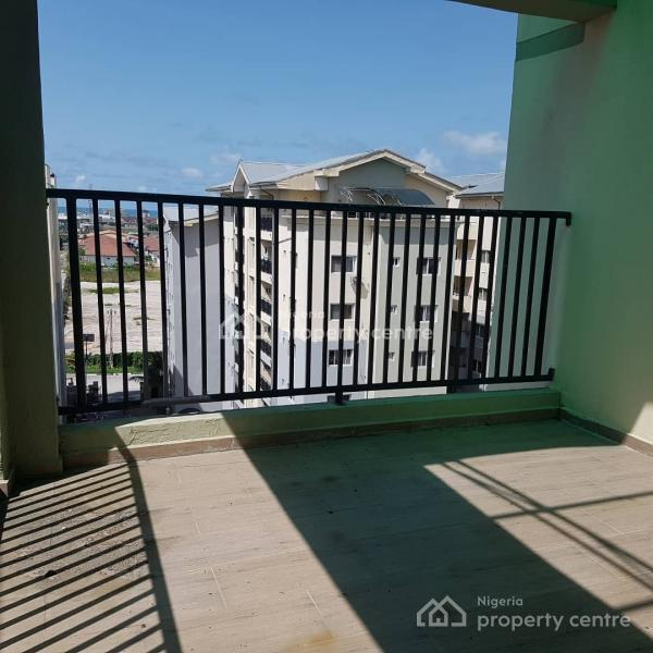 4 Bedroom Apts For Rent: For Rent: Neatly Finished And Serviced 4 Bedroom Flat For