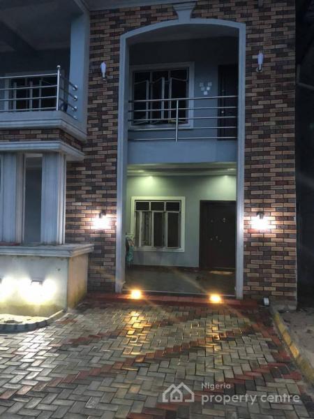 Topnotch Exquisite Well Furnished Newly  Built 5 Bedroom Duplex, Farm Road 2, Eliozu, Port Harcourt, Rivers, Detached Duplex for Sale
