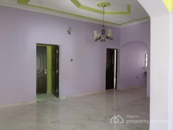 Luxury 3 Bedroom Apartment, Close to Godab, Life Camp, Gwarinpa, Abuja, Detached Bungalow for Rent