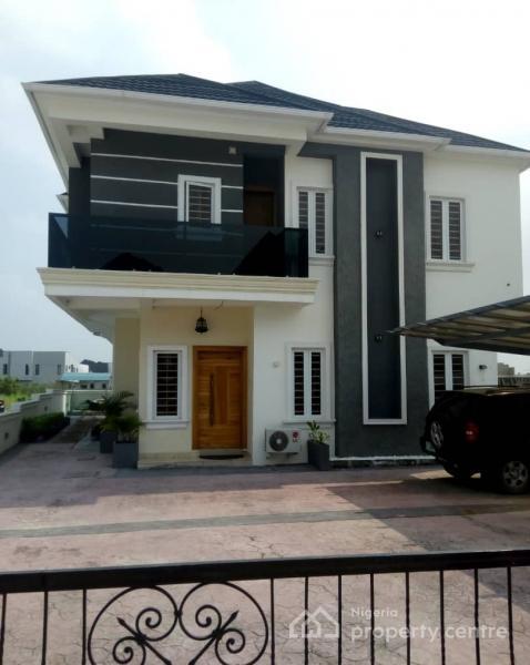 Luxury 4 Bedroom Detached Duplex, Megamound Estate, Ikota Villa Estate, Lekki, Lagos, Detached Duplex Short Let
