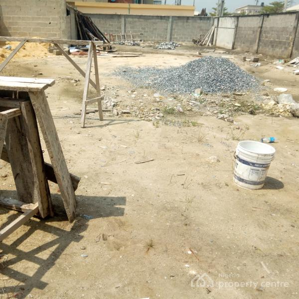 a Land Measuring 620sqm, Ologolo, Lekki, Lagos, Commercial Land for Rent