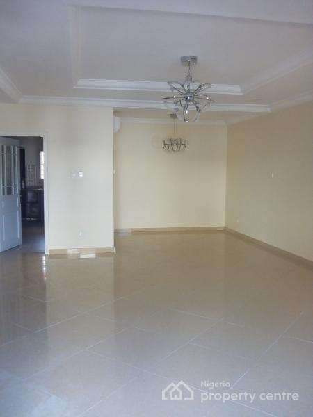 a Tastefully Finished Brand New Fully Serviced 4 Bedroom Terrace Duplex with 1 Room Bq, By Ceadercrest Hospital Apo, Apo, Abuja, Terraced Duplex for Rent