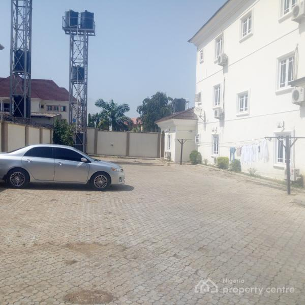 a Well Renovated, Spacious and Serviced Self-contained, Wuye, Abuja, Self Contained (single Rooms) for Rent