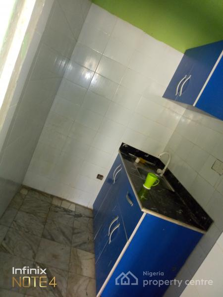 a Very Standard Room Self Con with Kitchen, Agungi, Lekki, Lagos, Self Contained (single Rooms) for Rent