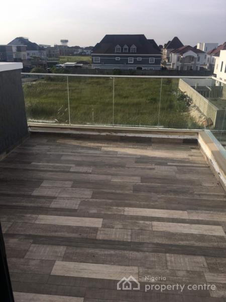 Elegant 5 Bedroom Fully Detached House, Pinnock Beach Estate, Jakande, Lekki, Lagos, Detached Duplex for Sale