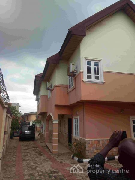 5 Bedrooms Duplex with 3 Bedroom Bq, Ijaiye, Lagos, Detached Duplex for Sale