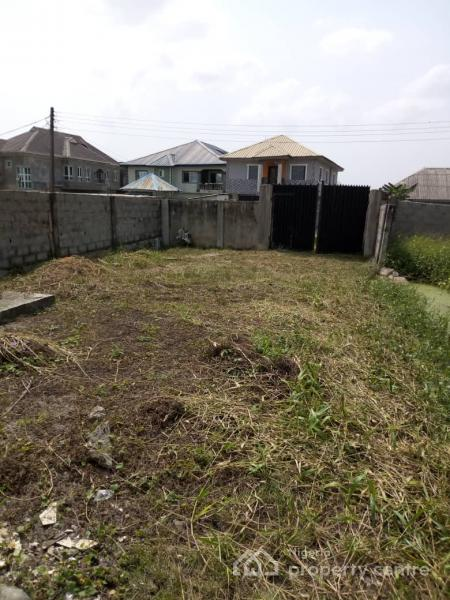 2 Bedroom Bungalow, on Half Plot, Eputu Town, Eputu, Ibeju Lekki, Lagos, Detached Bungalow for Rent