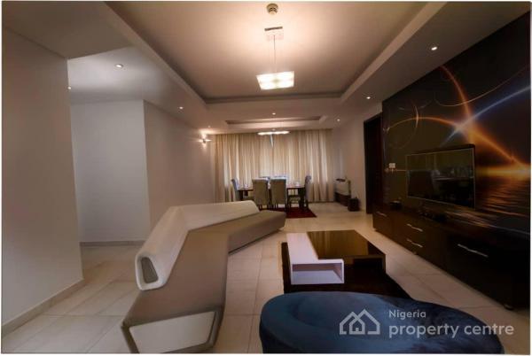 Luxury Three Bedroom Apartment, Ikoyi, Lagos, Flat Short Let