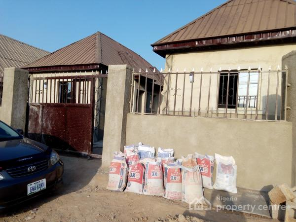 New Self Con with P.o.p, Bokuma New Extension, Dutse, Abuja, Self Contained (single Rooms) for Rent